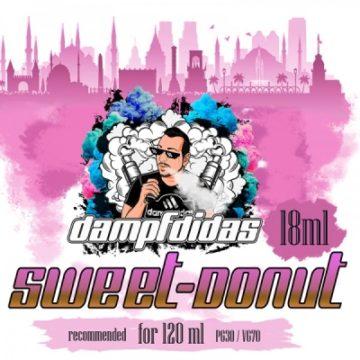 Sweet Donut Dampfdidas – süßes Donut Aroma 18ml dampfdidas