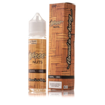 BURST BACCO NUTS 50ml Liquid BURST Tobacco