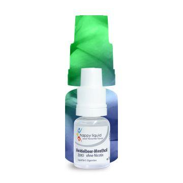 Happy Liquid – Heidelbeer Menthol 10ml Happy Liquid