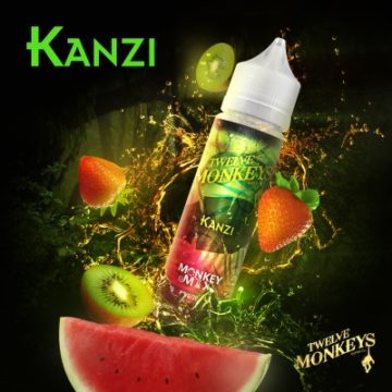 Kanzi – Twelve Monkeys – 50ml Liquid Twelve Monkeys