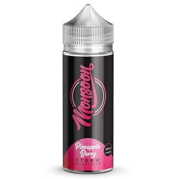 Monsoon Pineapple Berry Storm – 100ml Liquid Monsoon