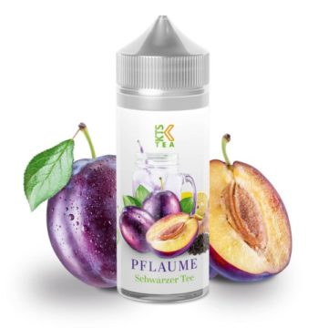 KTS Tea Line – Pflaume 30ml KTS Tea Line