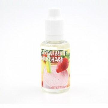Strawberry Milkshake Aroma 30ml Vampire Vape
