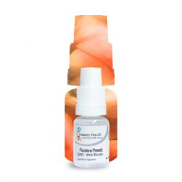 Happy Liquid – Passion Peach 10ml Happy Liquid