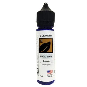 Tobacco Honey Roasted – ELEMENT Liquid 50ml ELEMENT