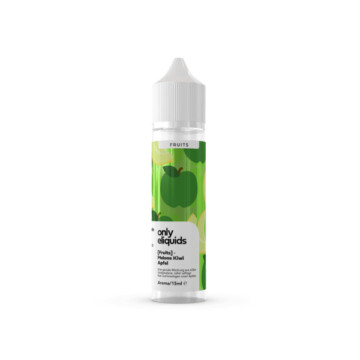 Honigmelone Apfel Kiwi Aroma 15 ml – Only Fruits Only Eliquids
