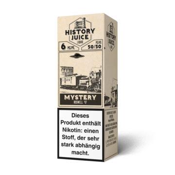 History Juice Liquid Mystery 10ml HISTORY JUICE