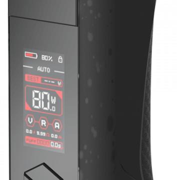 Aspire FINIXX 80 Watt in schwarz Akkuträger