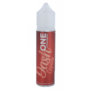 Dash One Aroma 15 ml – Strawberry (Erdbeeraroma) Dash One