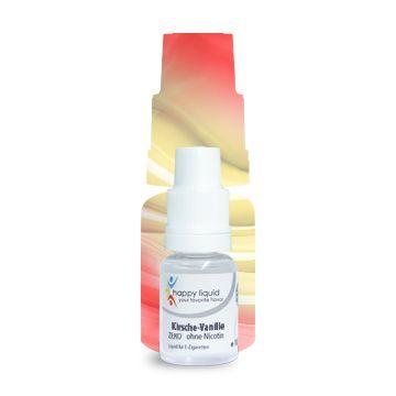 Happy Liquid – Kirsche Vanille 10ml Happy Liquid